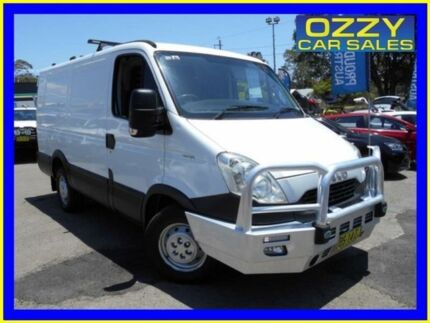 2012 Iveco Daily MY12 35S15 MWB/MID White Van 2.9l RWD