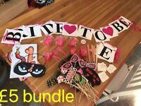 Hen party bundle