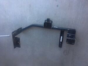 Rear Mounted Trailer Hitch
