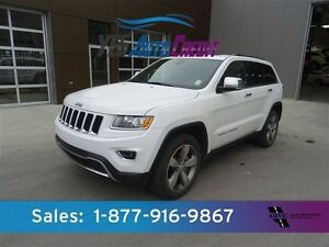 2015 Jeep Grand Cherokee AWD LIMITED LEATHER $254b/w