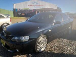 FORD FALCON XR6 TURBO / 3 MONTHS REGO / AUTOMATIC Redhead Lake Macquarie Area Preview