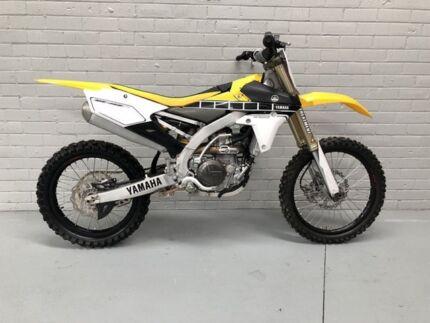 2016 Yamaha YZ450F 450CC 449cc Campbelltown Campbelltown Area Preview