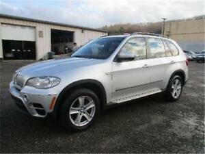 2011 BMW X5 35d AWD ONLY 84,770 MILES!