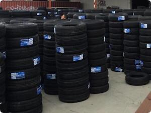 NEW TIRE SALE  80.000km Warranty Free installation & balance