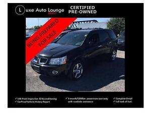 2008 Pontiac Torrent GXP - ONLY 87,000KM!! SUNROOF-HEATED SEATS!
