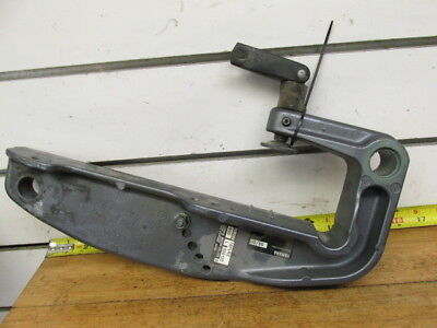 Yamaha Outboard 8 HP Four Stroke  BRACKET, CLAMP 1 69A-43111-00-4D