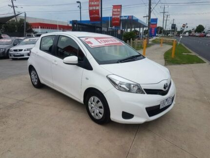 2014 Toyota Yaris NCP130R YR 4 Speed Automatic Hatchback Cairnlea Brimbank Area Preview