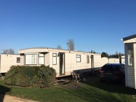 Price reduced £2500 Down from £5000, Holiday Static Caravan - older model health forces sale