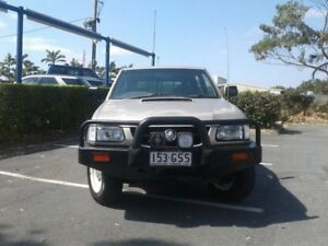 2002 Holden Rodeo TF MY02 LX Crew Cab Gold 5 Speed Manual Utility