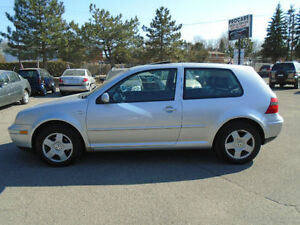 2002 Volkswagen GTI Coupe (2 door)