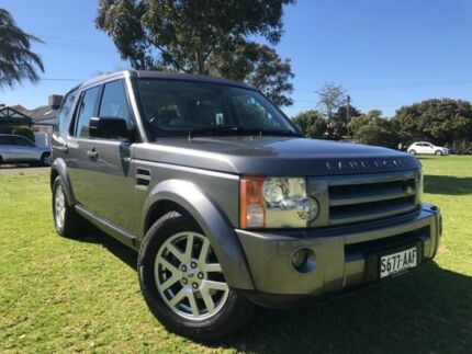 2008 Land Rover Discovery 3 Series 3 09MY SE Grey 6 Speed Sports Automatic Wagon