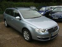 2006 Volkswagen Passat 2.0TDI SE DIESEL ESTATE Blue only 40k Miles FSH 1 OWNER!!