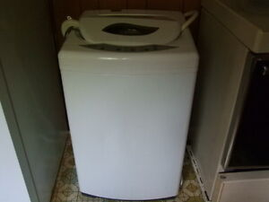 LIKE NEW DANBY APT SIZED WASHER USED ONLY ONCE
