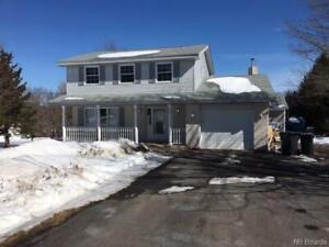 QUISPAMSIS- Home on Mature lot with Bonus Detached Garage
