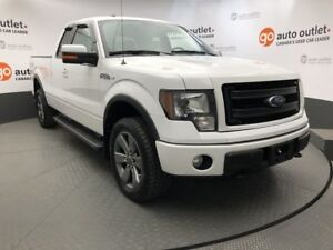 2014 Ford F-150 FX4 4x4 SuperCab 145.0 in. WB