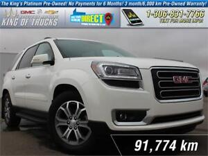 2013 GMC Acadia SLT2 Leather | Sunroof | AWD