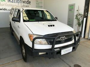2008 Toyota Hilux SR (4x4) Milperra Bankstown Area Preview