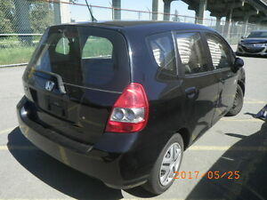 2008 HONDA FIT FOR PARTS