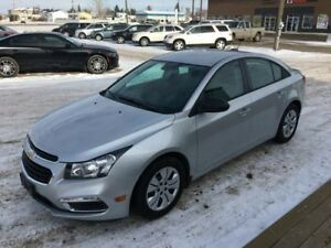 2015 CHEVROLET CRUZE - 4 Door Sedan LS AUTO