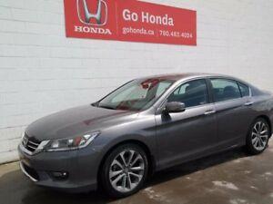 2015 Honda Accord HONDA CERTIFIED, Sport