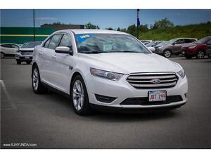 2013 Ford Taurus SEL! LEATHER! ECOBOOST! GREAT SHAPE!