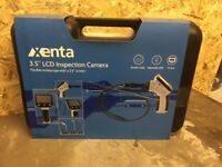 """Inspection Camera - Xenta Flexible LCD with 3.5"""" Screen"""