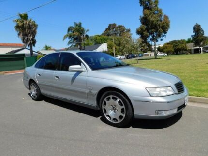 2004 Holden Statesman WL Silver 5 Speed Sports Automatic Sedan Somerton Park Holdfast Bay Preview