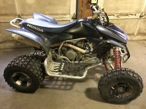 2007 HONDA TRX450R FOR PARTS