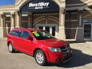 2015 Dodge Journey SXT/7 Pass/1 Owner/Accident Free**Like New**