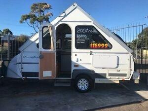 2007 A VAN CRUISERLINE Caravan Unanderra Wollongong Area Preview