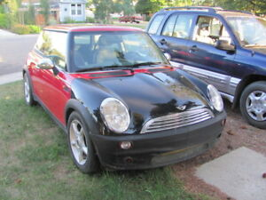 FOR SALE 2004 MINI COOPER