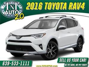 2016 TOYOTA RAV4-APPLY FOR GUARANTEED INSTANT APPROVAL!