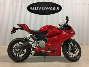 2017 Ducati 959 Panigale - ONLY 402km