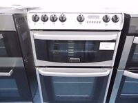 RECONDITIONED SILVER CANNON 60 WIDE FREESTANDING COOKER REF: RCD