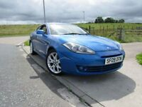 HYUNDAI S-COUPE 1.5 SIII 3d 104 BHP 12 Months MOT (blue) 2009