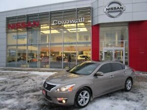 2013 NISSAN ALTIMA 2.5 SL PKG LEATHER REMOTE START H-SEATS  SUNR
