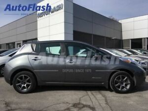2015 Nissan Leaf S * Gr. Electric* Mags* Navigation* Quik-Charge