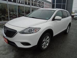 2013 Mazda CX-9 **LOADED LEATHER & HEATED EVERYTHING!!** GS-L AW