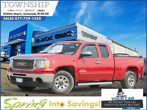 2011 GMC Sierra 1500 SL - $15/Day! Double Cab - 4.8 L  FLEX FUEL