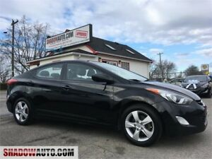 2013 Hyundai Elantra GL  LIKE NEW,SUNROOF, ALLOY, HEATED SEATS