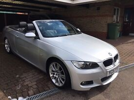 BMW 320i Convertible MSport > Quick Sale > Low Mileage > £7995