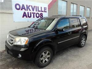 2010 Honda Pilot Touring-8 SEATER-NAVI-BACKUP CAMERA-DVD-LEATHER