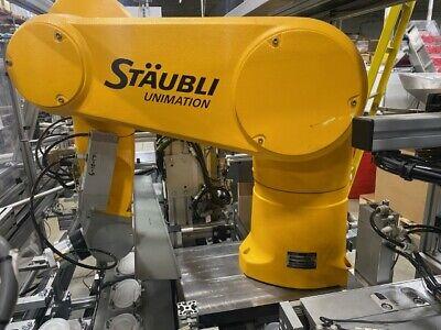 Staubli Tx90 6-axis Robot Mfg. 2012