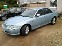 Rover 75 1.8T Club SE.4dr Saloon.Petrol.2003(03reg).68,783 miles.