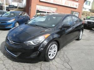 2013 Hyundai Elantra GL 6 Speed, New MVI, Financing Available!