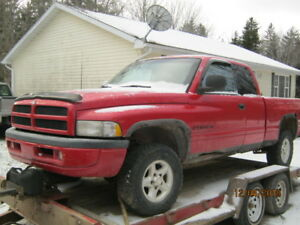 Parting out 92 Dodge 4x4
