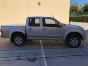 2008 Holden Rodeo RA MY08 LT Utility Crew Cab 4dr Man 5sp 1108kg 3.6i Silver, Chrome Manual Utility Villawood Bankstown Area Preview