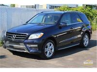 2012 Mercedes-Benz Classe-M ML350 BlueTEC Premium