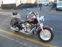 2000 Harleydavidson softail 1450cc