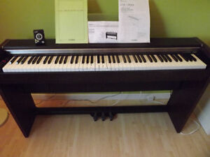 Buy or sell pianos keyboards in moncton musical for Yamaha 88 key digital piano costco